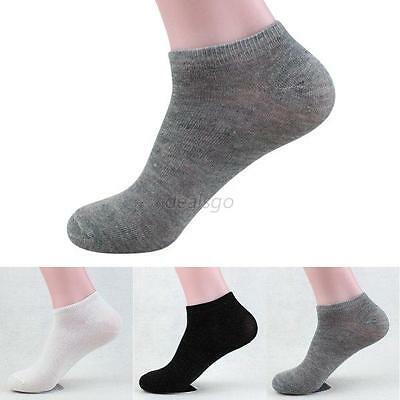 Women Men's Ankle Socks Low Cut Crew Casual Sport Color Cotton Socks 1 Pair Sock