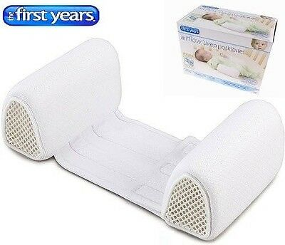 Anti-Roll Support First Years Airflow Sleep Positioner NEW in BOX from birth