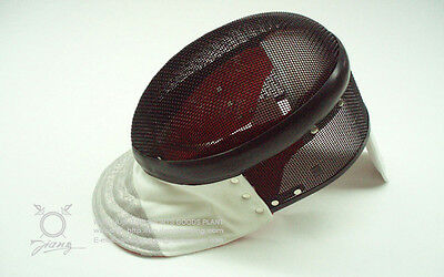 NEW 350N Electric Fencing Foil Fencing Competition Regulation imperfect Mask