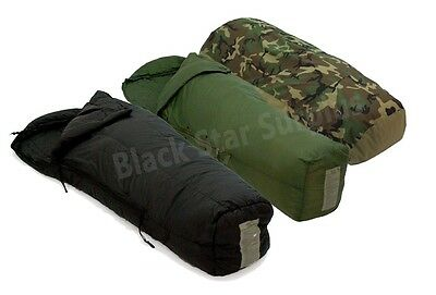 -40° Military Modular Sleeping Bag Sleep System MSS w/ Gore-Tex Bivy -Good
