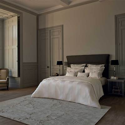 Yves Delorme - Must Have Ecru Flat Sheet 300Tc Egyptian Cotton 60% Off Rrp