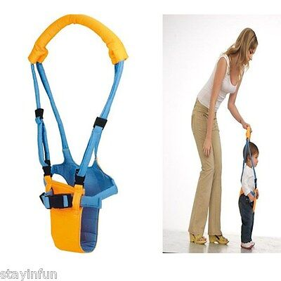 Baby Toddler Child Safety Harness Walking Assistant Rein Belt Learning Walk Aid