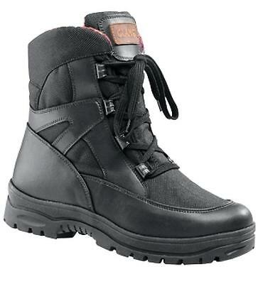 Men's Olang Baltico Winter Black Boots UK 6.5
