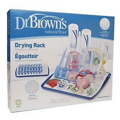 Dr Brown's Natural Flow Drying Rack New