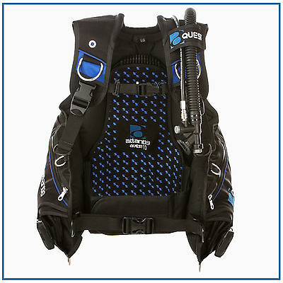 ATLANTIS Quest Weight Integrated BCD - Freight Free!!