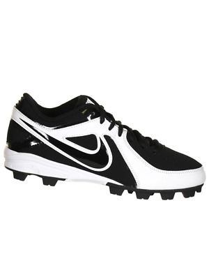 san francisco cdecb 8ca23 Nike MVP Keystone Low LE Black White Mens Baseball Cleats US 6.5 M, EU 39