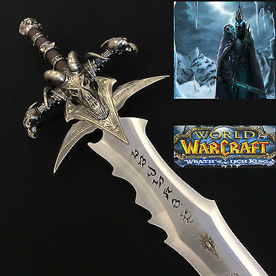WOW World of Warcraft Lich King Arthas Frostmourne sword