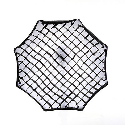 "Octagonal Honeycomb Grid 80cm 32"" Octabox Fr Softbox Umbrella Photo Studio Light"