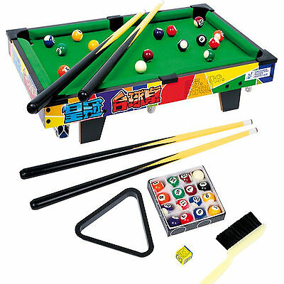 Table Billiards Children's Pool table Mini Pool Table Toy Sports game Games