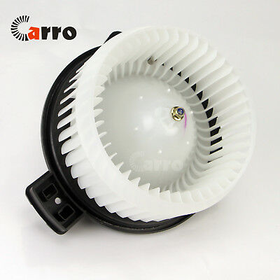 OE# 79310-TF0-G01 New Heater Blower Motor & Fan Cage For Honda Fit 2009-2013 12V