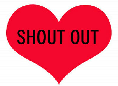 I will SHOUT-OUT your advertising, website, Link or event to ALL my network site