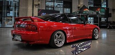 Nissan S13 Kouki TypeX 180sx Bodykit  as oryginal 12 pieces!!  200sx 240sx