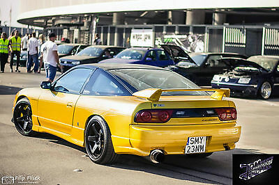 Nissan S13 Kouki TypeX 180sx Bodykit +rear as oryginal 13 pieces!!  200sx 240sx