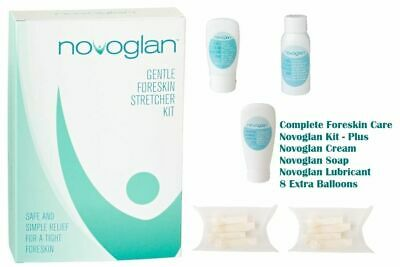 NOVOGLAN Complete Foreskin Care Package