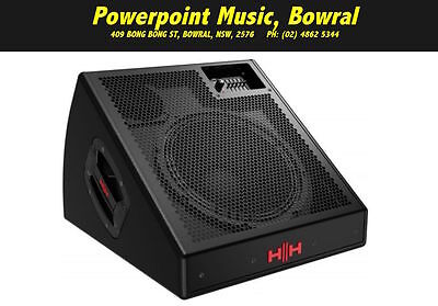 HH Electronics TSM-12A Active Stage Monitor w/Built in EQ RRP $ 829