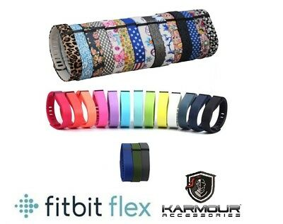 Replacement FitBit Flex Strap Fitness Tracker Wristband Bracelet Gift Accessory