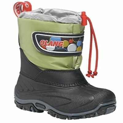 Kid's Olang Dotto Winter Apple Boots UK 12.5/13.5