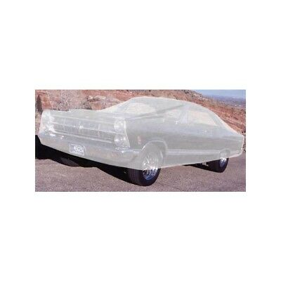 Clear Disposable Car Cover 28-76433-1