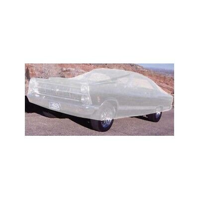 Clear Disposable Car Cover