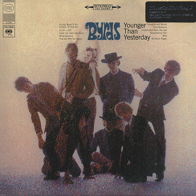 The Byrds - Younger Than Yesterday (1967) 180g Vinyl - Vinyl Beat/Rock/60s/70s