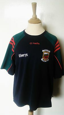 Mayo (Ireland) GAA O'Neills Gaelic Football Elverys Jersey (Youths 10-11 Years)