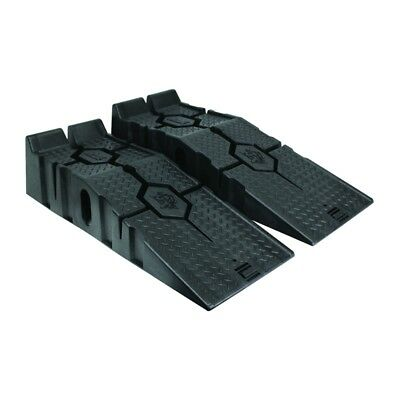 Rhino Max Drive-On Ramps, Pair, 16,000 Pound Capacity 16-89613-1