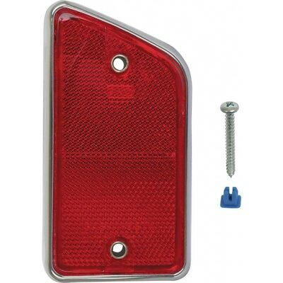 Body Side Reflector Assembly - Red - Right 51-42287-1