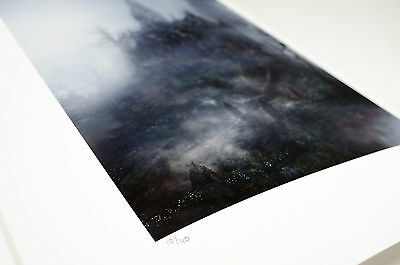 """Bloodborne. """"Hunter's Dream"""". Official Print. Hand-numbered Edition of 40"""