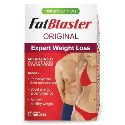 Fat Blaster Diet & Weight Loss 60 Tablets