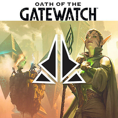 MTG Magic - Oath of the Gatewatch - Complete Common & Uncommon Set - NM/M