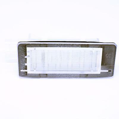 LEDPremium 2x LED NUMBER PLATE LIGHTS RENAULT SCENIC 2 II CANBUS