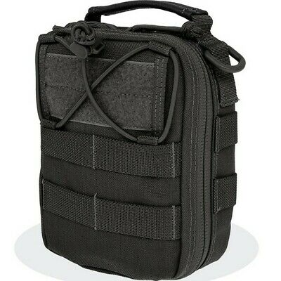 Maxpedition FR-1 Medical Waist Pouch BLACK Emergency First Aid Kit Bag