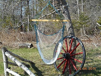 Nylon Rope,Polyester Net,Swing,Kid Friendly,Hand Made,Indoors/outdoors.