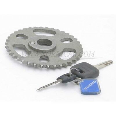 New Volvo 245082 timing chain sprocket for Volvo 260 760 B27 B28 B280
