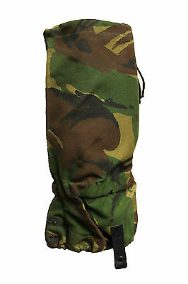 Genuine British Army DPM Camo Gore-Tex Snow Yeti Overshoe Gaiters With Straps