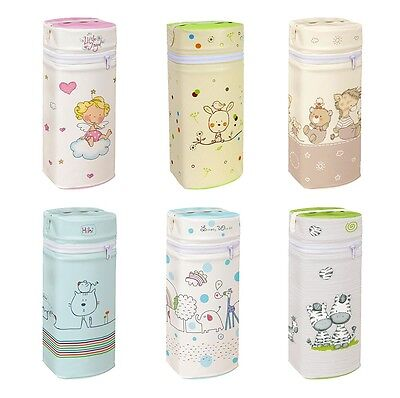 Baby Bottle Thermobag Travel Insulated Bag Pouch Thermos _Ceba Baby
