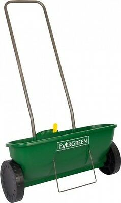 EverGreen Grass Seed Spreader Easy Plus Adjustable Settings
