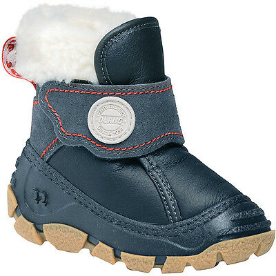 Kid's Olang Cucciolo Winter Blue Boots UK 3/3.5