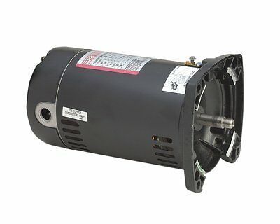 Century USQ1102 1 HP, 3450 RPM 48Y Frame Square Flange Pool Pump Motor New