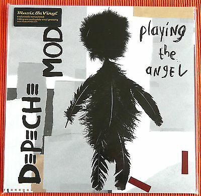 DEPECHE MODE - PLAYING THE ANGEL    180g Audiophile 2LP   Music On Vinyl  SEALED