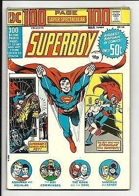 100-Page Super Spectacular # Dc-15 (Superboy, Mar 1973), Fn-