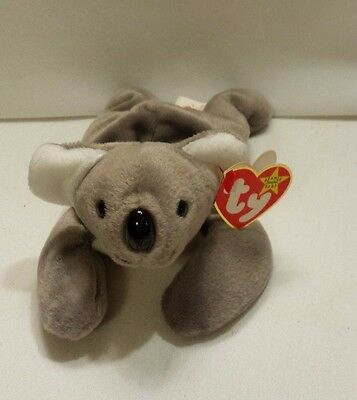 Ty Beanie Babies Retired Mel the Koala