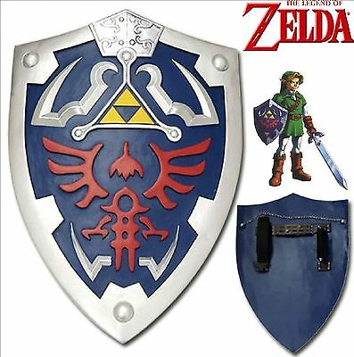 Zelda Twilight Princess Hylian Anime Shield
