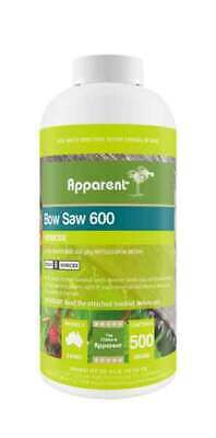 APPARENT METSULFURON 600 WG HERBICIDE 500g (equiv ALLY,BRUSH OFF,ASSOCIATE)