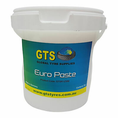 Premium Tyre Mounting Paste / Bead Lube / Euro Tire WAX 1L - Made in Germany