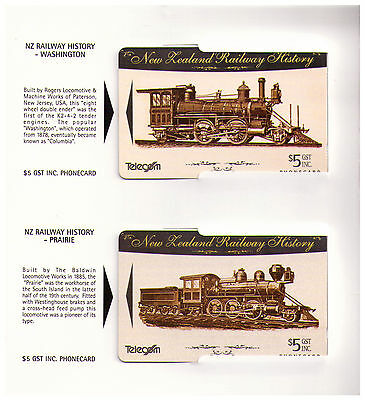 1995 Telecom New Zealand Phone Card Pack - Ad Cards Volume Eight