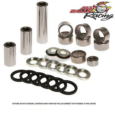 Swingarm Shock Linkage Bearing Seal Kit All Balls Fits Yamaha Yfz450 2004-2005