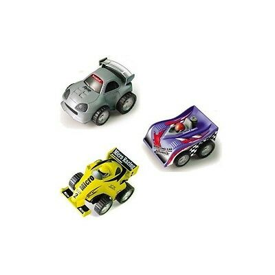 TurboZ Spin'r - Pack 3 Voitures Retro Friction