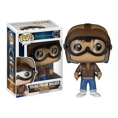 Figurine Tomorrowland - Young Frank Walker Pop 10cm