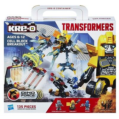 Kre-O - Transformers - Cell Block Breakout